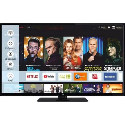 TV UHD F U FL2D4307UH SMART 4K 1200Hz