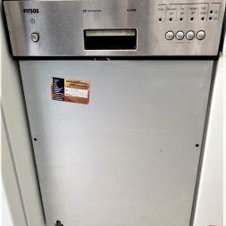 εντοιχιζόμενο πλυντηριο πιάτων pitsos dif 4305 electronic
