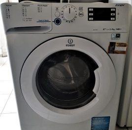 Indesit Innex XWE 91483X W Πλυντήριο ρούχων σε λευκό