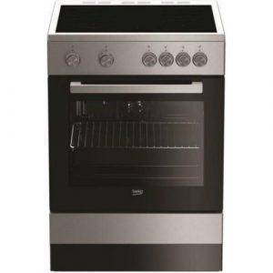 BEKO FSM 67010 GX Ηλεκτρικές κουζίνες