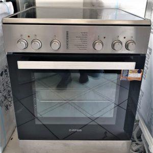 Pitsos PHC00915004 Kουζίνα με εστίες Κεραμικές