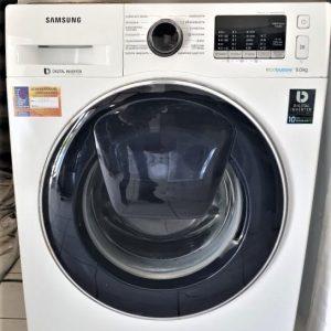 SAMSUNG WW90K5410UWLV Πλυντήριο Ρούχων 9kg A+++