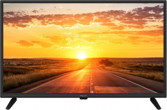 Felix FXV-3223 SAT Τηλεόραση Black