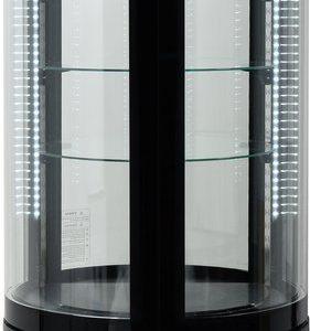 YATO Ελεύθερο στρογγυλό ντουλάπι ψύξης χωρητικότητας 400L