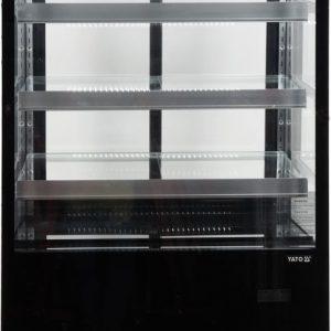 YATO Υπαίθριο ψυγείο Βιτρίνα χωρητικότητας 400L