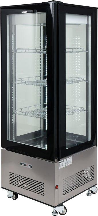 YATO ανεξάρτητο ψυγείο βιτρίνα χωρητικότητας 400L