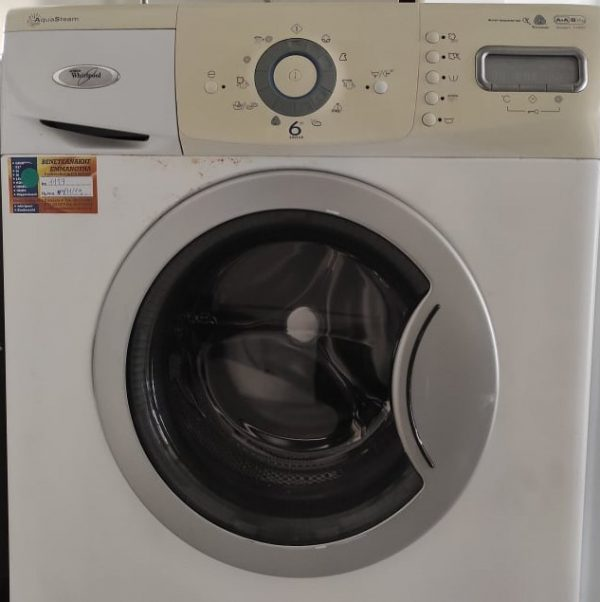 πλυντηριο ρουχων whirlpool 1117